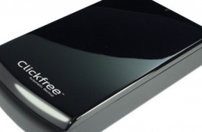 Clickfree C6 Portable Total Computer Backup Product Review