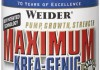 Weider Nutrition Krea-Genic Product Review